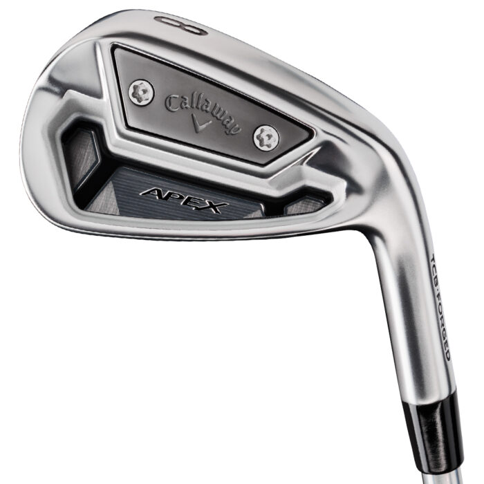 Callaway APEX TCB Forged Irons Steel Shafts (4-PW)