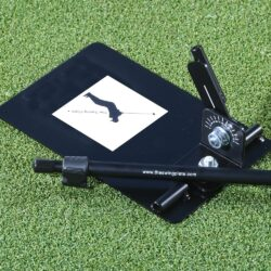 The Swing Plate Extension Pole